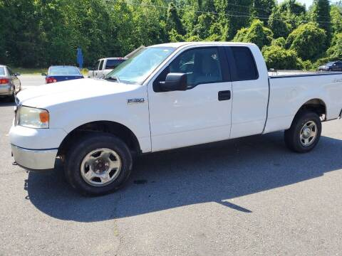 2008 Ford F-150 for sale at 7 Sky Auto Repair and Sales in Stafford VA