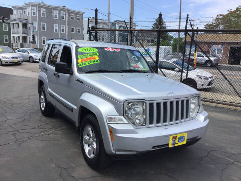 2010 Jeep Liberty for sale at Adams Street Motor Company LLC in Dorchester MA