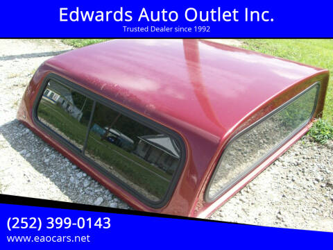 Leer Camper shell for sale at Edwards Auto Outlet Inc. in Wilson NC