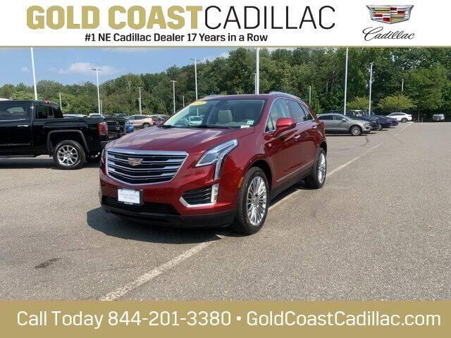 2018 Cadillac XT5 for sale at Gold Coast Cadillac in Oakhurst NJ