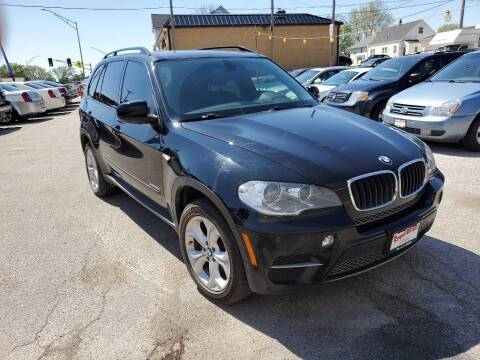 2013 BMW X5 for sale at ROYAL AUTO SALES INC in Omaha NE