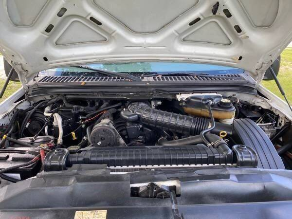 2007 Ford F-450 Super Duty V10 BUCKET TRUCK - Fort Lauderdale FL