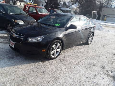 2014 Chevrolet Cruze for sale at NORTHERN MOTORS INC in Grand Forks ND
