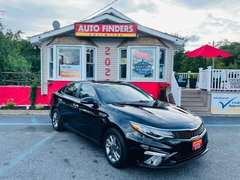 2019 Kia Optima for sale at Auto Finders Unlimited LLC in Vineland NJ