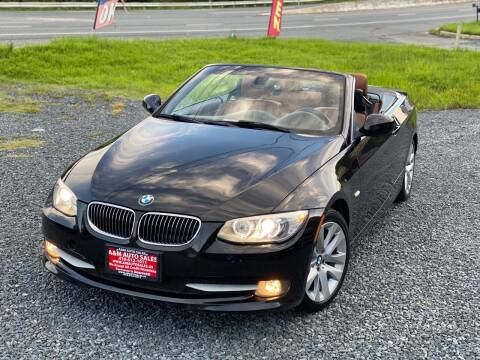 2012 BMW 3 Series for sale at A&M Auto Sales in Edgewood MD