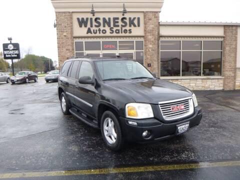 2007 GMC Envoy for sale at Wisneski Auto Sales, Inc. in Green Bay WI