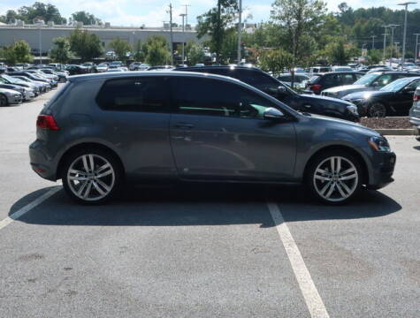 2015 Volkswagen Golf for sale at Southern Auto Solutions - BMW of South Atlanta in Marietta GA