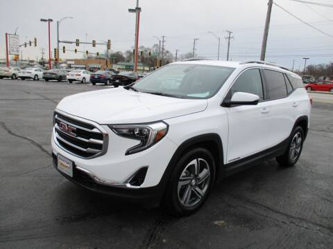 2020 GMC Terrain for sale at Windsor Auto Sales in Loves Park IL