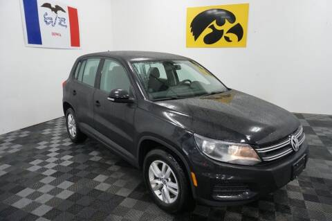 2013 Volkswagen Tiguan for sale at Carousel Auto Group in Iowa City IA