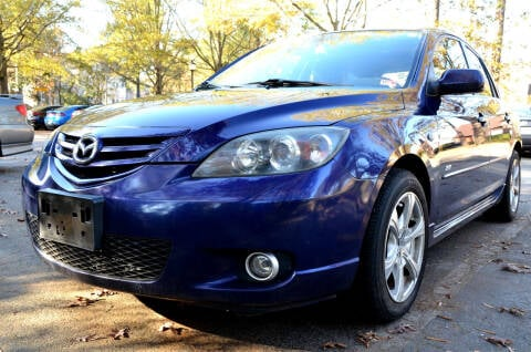2006 Mazda MAZDA3 for sale at Wheel Deal Auto Sales LLC in Norfolk VA