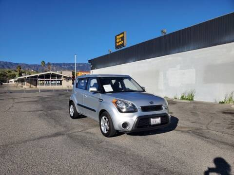 2013 Kia Soul for sale at Silver Star Auto in San Bernardino CA