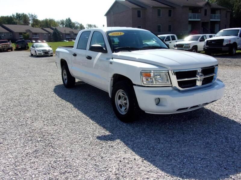 2011 RAM Dakota for sale at BABCOCK MOTORS INC in Orleans IN