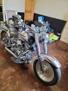 2005 Harley-Davidson FLSTFSE Screaming Eagle Fatboy for sale at Rt 33 Motors LLC in Rockbridge OH