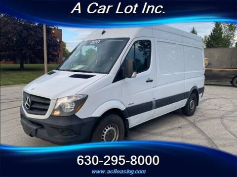 2016 Mercedes-Benz Sprinter Worker for sale at A Car Lot Inc. in Addison IL