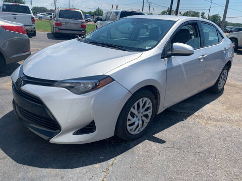2018 Toyota Corolla for sale at Safeway Auto Sales in Horn Lake MS