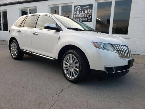 2011 Lincoln MKX for sale at Kellam Premium Auto LLC in Lenoir City TN