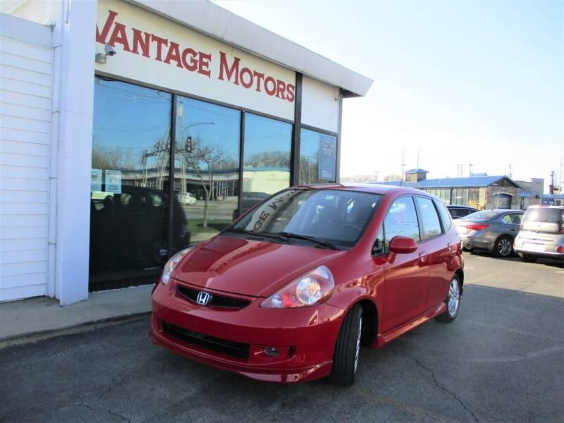 2008 Honda Fit for sale at Vantage Motors LLC in Raytown MO