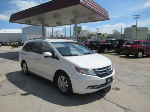 2016 Honda Odyssey for sale at Perfection Auto Detailing & Wheels in Bloomington IL
