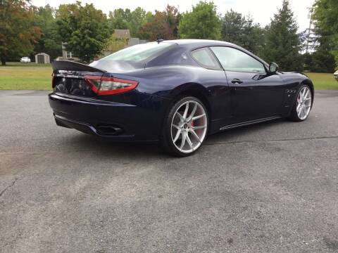 2013 Maserati GranTurismo for sale at R & R Motors in Queensbury NY