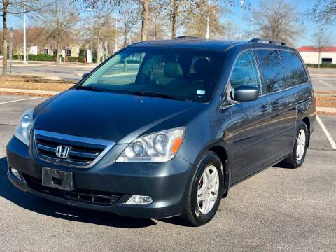 2006 Honda Odyssey for sale at Supreme Auto Sales in Chesapeake VA