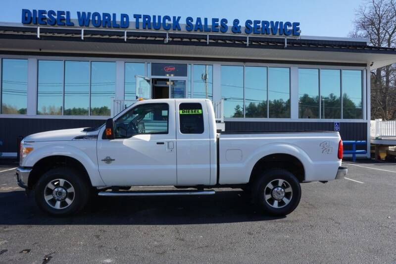 2014 Ford F-250 Super Duty for sale at Diesel World Truck Sales in Plaistow NH