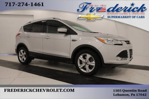 2015 Ford Escape for sale at Lancaster Pre-Owned in Lancaster PA