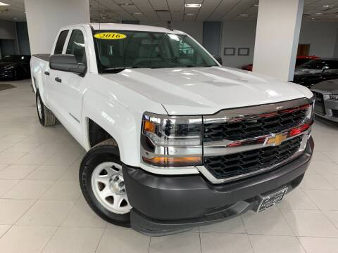 2016 Chevrolet Silverado 1500 for sale at Auto Mall of Springfield in Springfield IL
