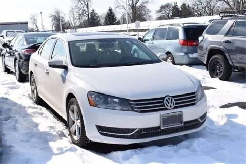 2013 Volkswagen Passat for sale at BOB ROHRMAN FORT WAYNE TOYOTA in Fort Wayne IN