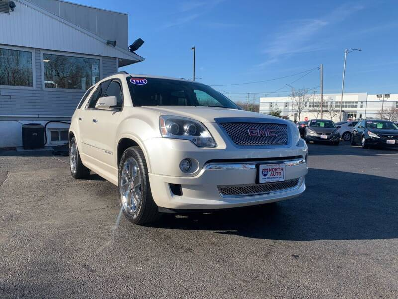 2012 GMC Acadia for sale at 355 North Auto in Lombard IL