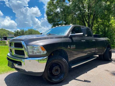 2017 RAM Ram Pickup 3500 for sale at Powerhouse Automotive in Tampa FL