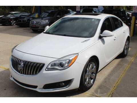 2016 Buick Regal for sale at Inline Auto Sales in Fuquay Varina NC