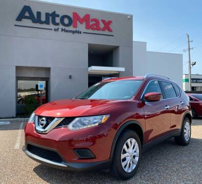 2016 Nissan Rogue for sale at AutoMax of Memphis in Memphis TN