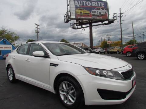 2011 Kia Optima for sale at Auto Rite in Cleveland OH