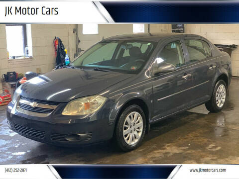 2009 Chevrolet Cobalt for sale at JK Motor Cars in Pittsburgh PA