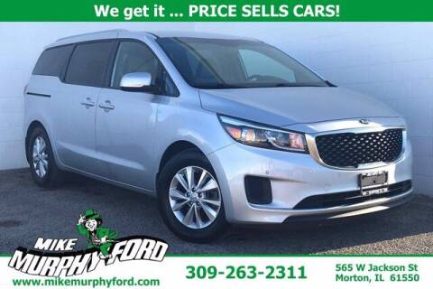 2018 Kia Sedona for sale at Mike Murphy Ford in Morton IL