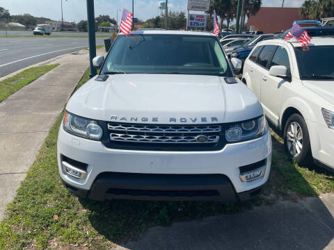 2014 Land Rover Range Rover Sport for sale at Louie's Auto Sales in Leesburg FL