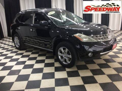 2007 Nissan Murano for sale at SPEEDWAY AUTO MALL INC in Machesney Park IL