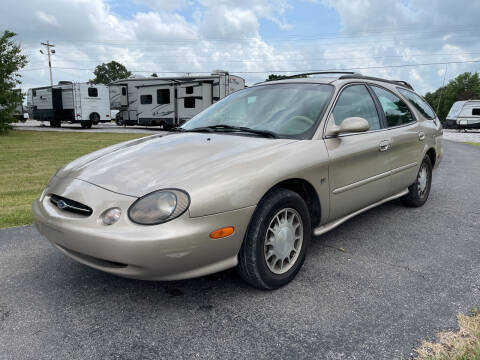 1999 Ford Taurus for sale at Champion Motorcars in Springdale AR