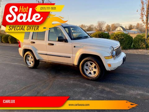 2006 Jeep Liberty for sale at CARLUX in Fortville IN
