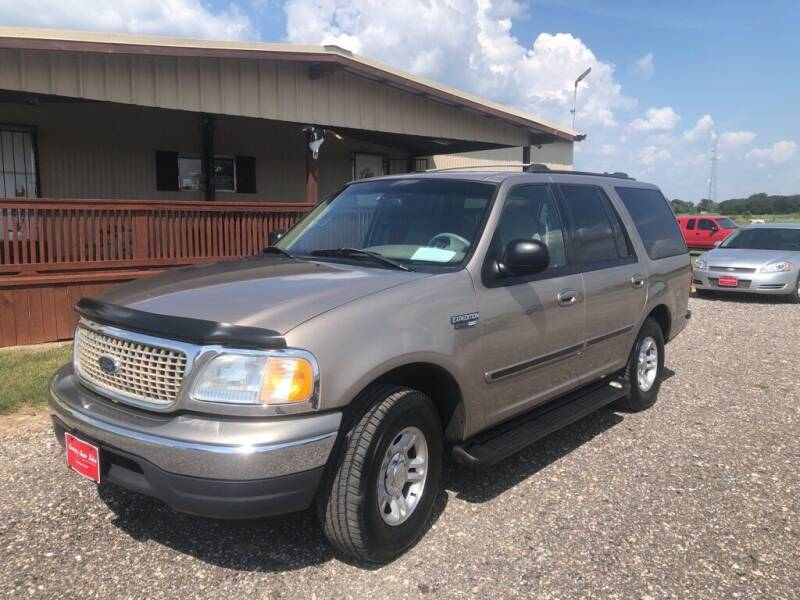2001 Ford Expedition for sale at COUNTRY AUTO SALES in Hempstead TX