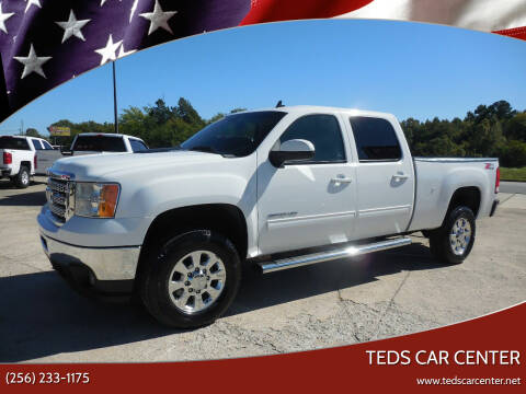 2012 GMC Sierra 2500HD for sale at TEDS CAR CENTER in Athens AL