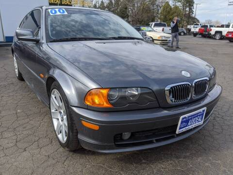 2000 BMW 3 Series for sale at GREAT DEALS ON WHEELS in Michigan City IN