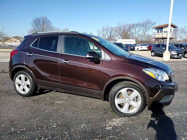 2016 Buick Encore for sale at Hawk Chevrolet of Bridgeview in Bridgeview IL