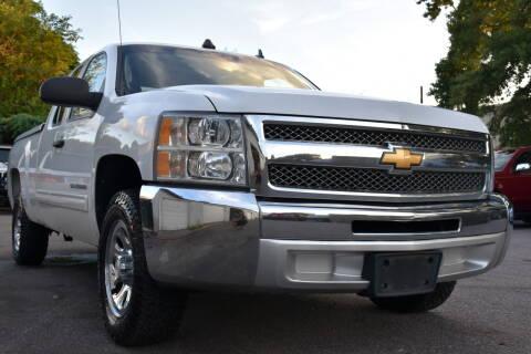 2013 Chevrolet Silverado 1500 for sale at Wheel Deal Auto Sales LLC in Norfolk VA