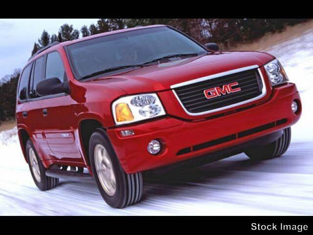 2004 GMC Envoy for sale at CHAPARRAL USED CARS in Piney Flats TN