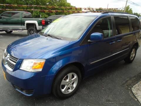 2010 Dodge Grand Caravan for sale at River City Auto Sales in Cottage Hills IL