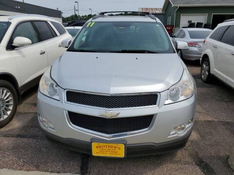 2011 Chevrolet Traverse for sale at Brothers Used Cars Inc in Sioux City IA