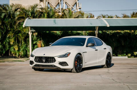 2019 Maserati Ghibli for sale at Exquisite Auto in Sarasota FL