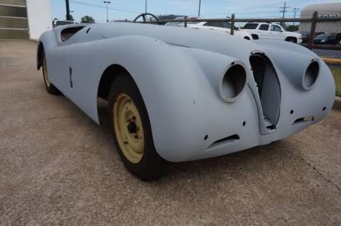 1952 Jaguar XK120 for sale at Certified Auto Center in Tulsa OK
