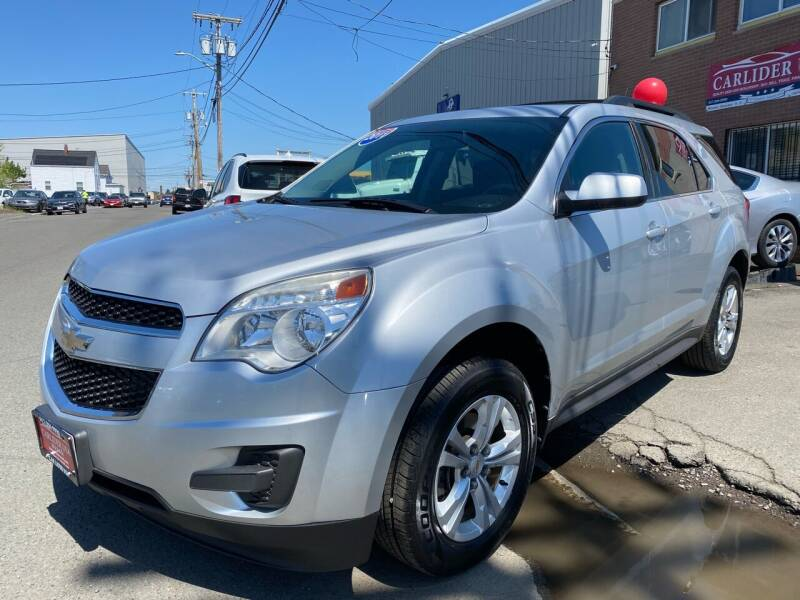 2011 Chevrolet Equinox for sale at Carlider USA in Everett MA